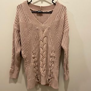 Express Cozy Knit Sweater